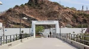 cementerio entrada