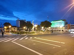 Tulcan_-_Parque_Central