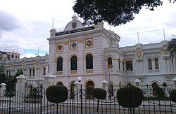 PALACIO DE LA RECOLETA