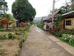 Borja, ciudad capital de Mainas, Poblado_de_Borja