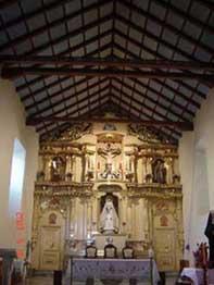 Iglesia parroquial de El Valle LOJA